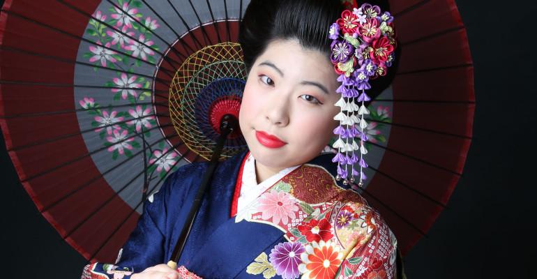 日本髪が素敵❢