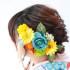 成人式✿髪飾りのご紹介