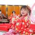 🌸桃の節句&2歳誕生日撮影🌸