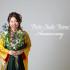 🌷卒業袴撮影 からし色中振袖と緑の袴🌷