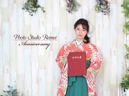 🌸卒業袴と成人式スーツ撮影🌸