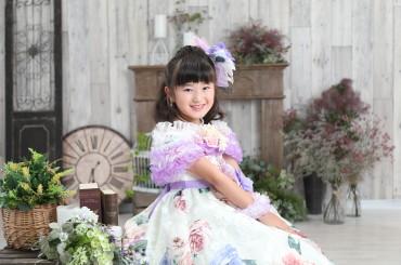 キッズ☆新作ドレス!七五三・お誕生日に💖