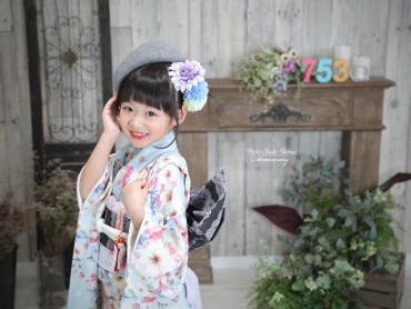 ~七五三撮影~7歳 ちょっぴりお姉さんだね!!