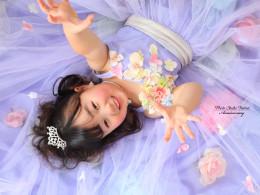 明けましておめでとうございます(*^^*)新年最初の投稿は可愛いご姉妹です🎶