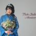 ✨成人式前撮り~ラメ入り花丸~✨