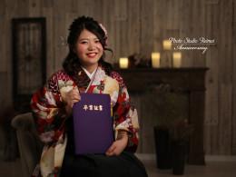 🌷卒業式 袴撮影🌷