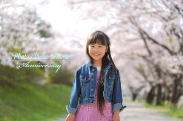 ロケーション撮影 🌸桜の木の下で🌸