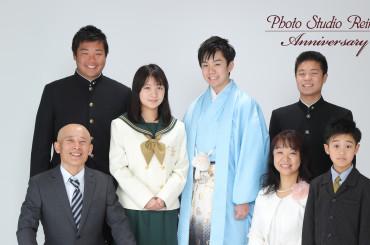 🌟成人式前撮り&高校入学&ご家族撮影🌟