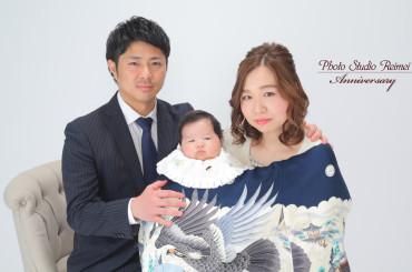 お宮参り撮影🌟大きく元気に育ちますように(*^^*)🌟