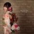 ❁成人式前撮り 手鞠に牡丹と桜❁