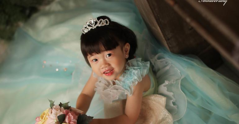 七五三のかわいい女の子🎶七五三キャンペーン今月末までです!!