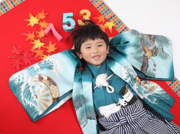 七五三撮影 🎏五歳男の子🎏