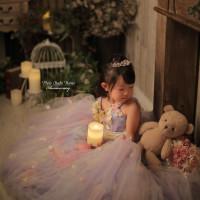 🎀七五三3歳撮影 お着物とドレス🎀