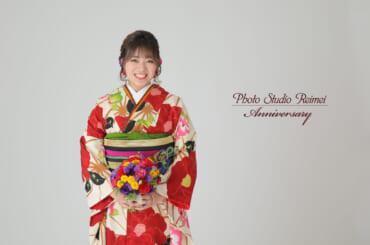 成人前撮り ~生花リーズナブルプラン Vivit bouquet~