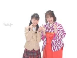 🌸卒業式 袴撮影🌸