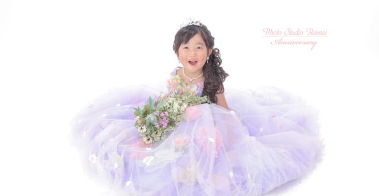 ✨七五三 3歳撮影~かわいいドレス姿も撮影~✨